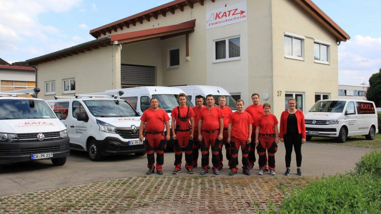 Team - Katz Elektrotechnik